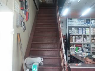 Bider Mimarlık İnşaat Ltd. Şti. – Önceki merdiven:  tarz Dükkânlar
