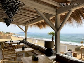 NavarrOlivier Bars & clubs tropicaux Bois Blanc