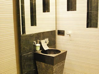 Freestanding Stone Wash Basins - Pedestal Stone Sinks for sale: classic Bathroom by Lux4home™ Indonesia