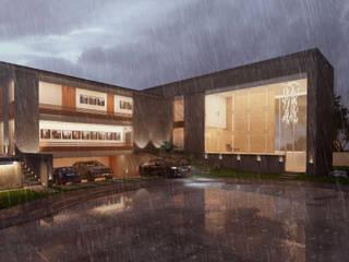HOUSE 410 de Progressive Design Firm Moderno