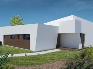 by Maison Plus Construcciones sostenibles S.C.P, Мінімалістичний