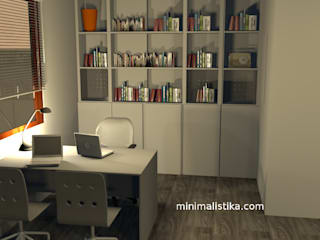Minimalistika.com Minimalist conservatory Chipboard Grey