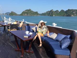 Du thuyền hạng sang PARADISE CRUISES:  Quán bar & club by Công Ty TNHH KHÔNG GIAN MỚI