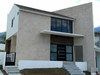 Case moderne di AD ARQUITECTOS DISEÑO / CONSTRUCCIÓN / MOBILIARIO Moderno