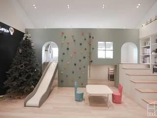 Living room by 홍예디자인, Scandinavian