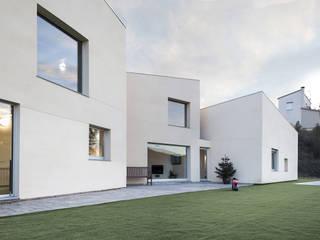 AlbertBrito Arquitectura Casa passiva Truciolato Beige