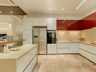 YP design Studio Cocinas de estilo moderno