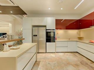 YP design Studio Cucina moderna