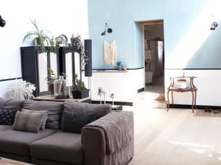 Amandine Leblanc Wiejski salon