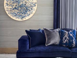 Rachel Usher Interior Design - Residential Project: modern Living room by Rachel Usher Interior Design