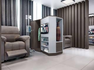 VERO CONCEPT MİMARLIK – Tınaztepe Galen Hastanesi - Onkoloji Polikliniği:  tarz Hastaneler