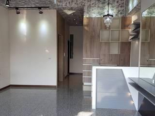 Espacios comerciales de estilo ecléctico de 藝舍室內裝修設計工程有限公司 Ecléctico