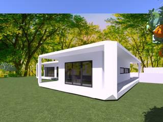 Imagem Virtual - Lateral:   por wipeout - arquitetura, engenharia e construção, unp, lda