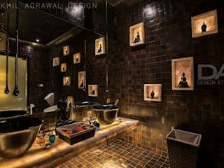 Luxury Bathroom Modern bathroom by Design Atelier Modern