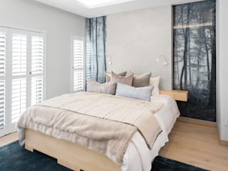 by Deborah Garth Interior Design International (Pty)Ltd Minimalist