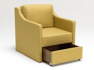 Pandora Tekli Koltuk Sarı K105 Mobilya Pazarlama Danışmanlık San.İç ve Dış Tic.LTD.ŞTİ. Oturma OdasıKanepe & Koltuklar Ahşap Sarı