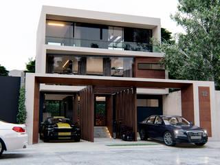 Ya no existe Minimalist houses