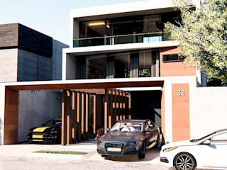 Ya no existe Casas de estilo minimalista