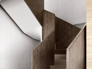 por WID建築室內設計事務所 Architecture & Interior Design Moderno