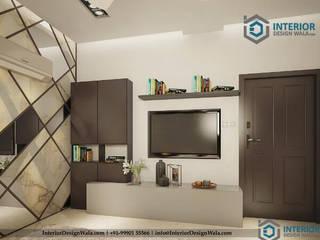 3 BHK Residential Design: modern  by InteriorDesignWala.com,Modern