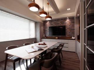 小空間機能大無限 根據 大漢創研室內裝修設計有限公司 簡約風