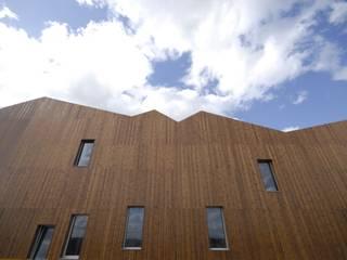 Banema S.A. 木屋 木頭 Wood effect