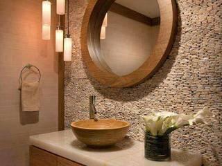 Bathroom Modern bathroom by unlimteddesigns/bansal designs Modern