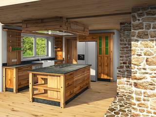 Pfister Möbelwerkstatt Kitchen Solid Wood