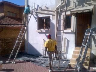 Maisons classiques par Kgodisho Solutions and Projects Classique