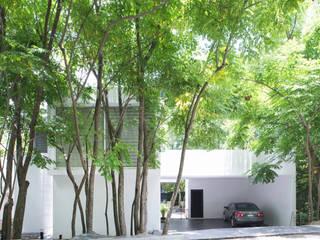 Casa La Noria Casas modernas de Nova Arquitectura Moderno