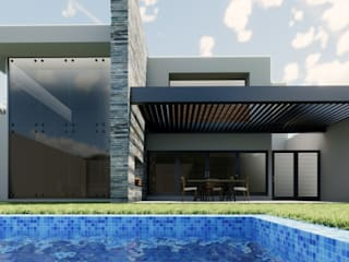 by M+Z Arquitectos Modern