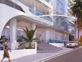 :  de estilo  por DIARQ diseño arquitectonico SAS