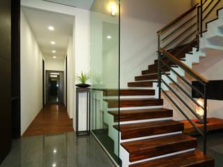 室內設計 東英 CY House 根據 黃耀德建築師事務所 Adermark Design Studio 簡約風