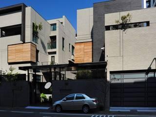 黃耀德建築師事務所 Adermark Design Studio Rumah Minimalis