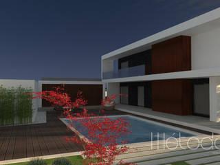by Método-Arquitectura & Decoração Minimalist