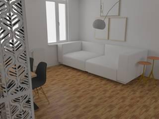 Oporto Apartments:   por Luciana Ribeiro Arquiteta