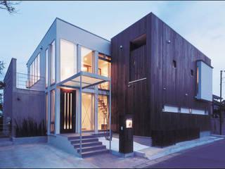 和モダンの隠れ家+本格的オーディオルーム モダンな 家 の 豊田空間デザイン室 一級建築士事務所 モダン