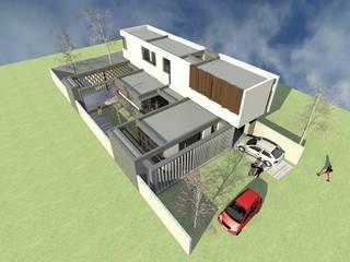 CCPM 04  - Casa Rita: Casas unifamiliares de estilo  por Arquitecto Pablo Briguglio