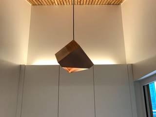 용인 동백 주택 #2 건축사사무소 리임 스칸디나비아 복도, 현관 & 계단