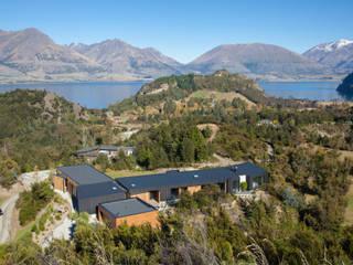 Agencement à même la roche Moderne Häuser von Ecologic City Garden - Paul Marie Creation Modern