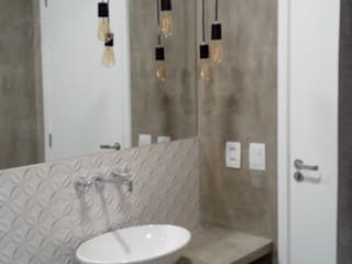 Modern bathroom by Margareth Salles Modern