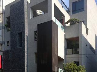 黃耀德建築師事務所 Adermark Design Studio Minimalist house