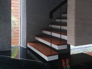 黃耀德建築師事務所 Adermark Design Studio Stairs