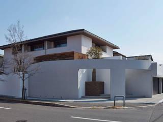 大阪の家: 有限会社 オープンハウスが手掛けたです。