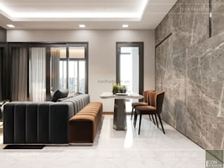 Moderne Esszimmer von ICON INTERIOR Modern