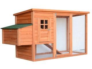 günsoy orman ürünleri – Ahşap Tavuk Evi Modelleri 1:  tarz