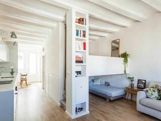 غرفة المعيشة تنفيذ Carolina Torres Arzamendi