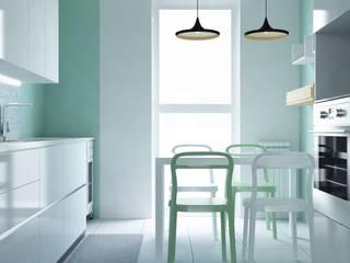 Кухни в . Автор – SAMANTHA PASTRELLO INTERIOR DESIGN, Модерн