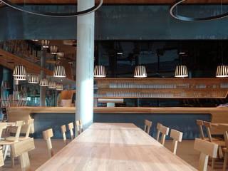 Modern Dining Room by BESTO ZT GMBH_ Architekt DI Bernhard Stoehr Modern