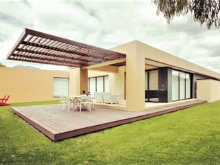 Maisons de style  par David Macias Arquitectura & Urbanismo